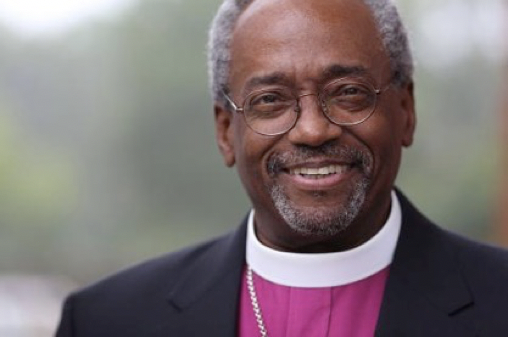 Presiding Bishop Curry